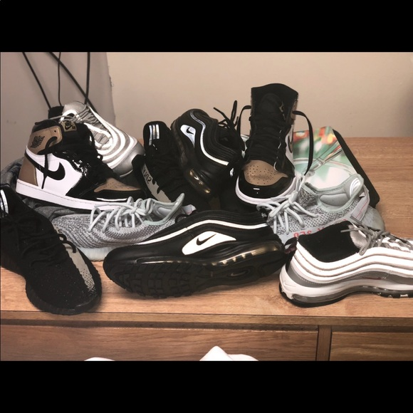 b4c968201ffbc1 gold toe 1s Jordan Shoes